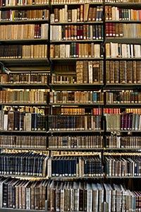 La grande bibliothèque, © Moritz Rosenhauer