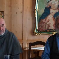 Fr. Christian und fr. Klaus